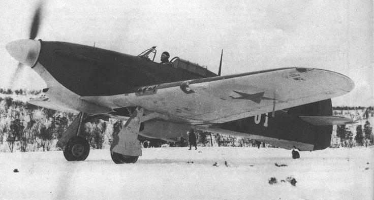 Hawker Hurricane IIB �Trop� Z5252