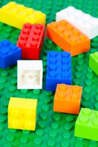 This is a guide about organizing legos in your home or child's room. Legos are wonderful toys that help kids (and adults) stay busy and use their imagination.  They also can create quite a mess.