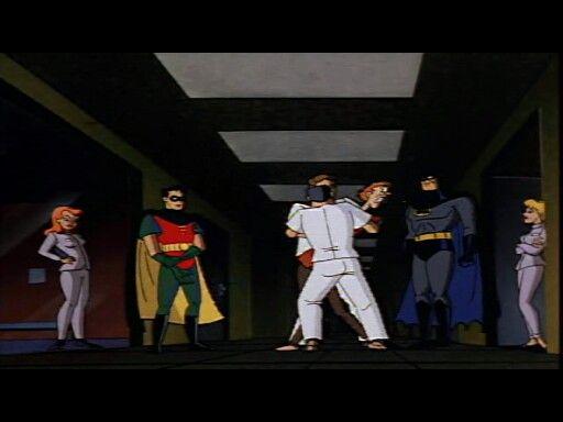 Las vacaciones de Harley //////////////////////////////////////Harley Quinn, Poison Ivy, El espantapajaros, Batman & Robin