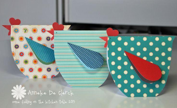 :: Chicken cards. ::