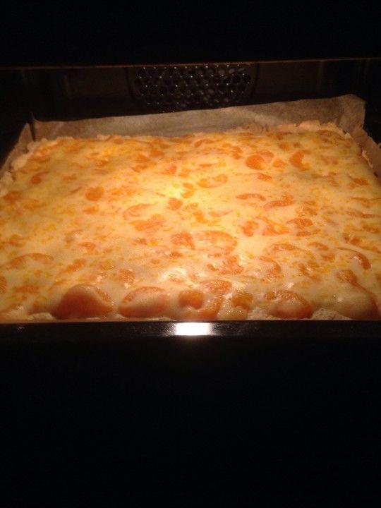 Mandarinen-Schmand-Kuchen vom Blech, ein gutes Rezept aus der Kategorie Frucht. Bewertungen: 4. Durchschnitt: Ø 4,0.