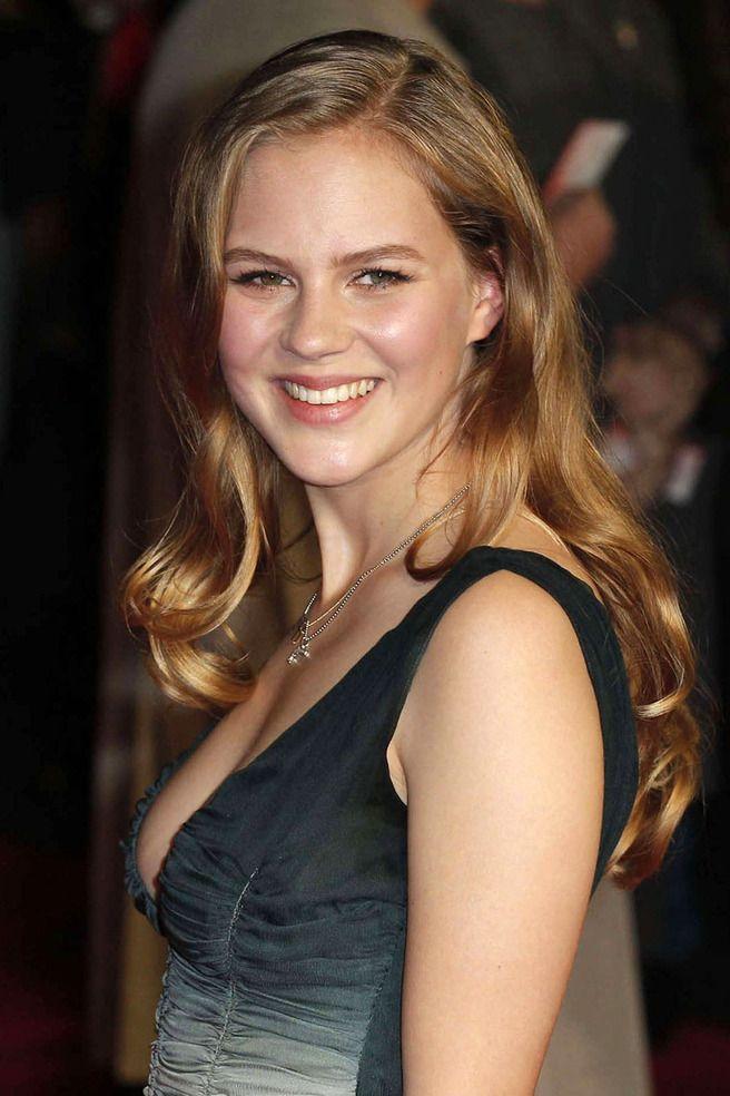 Fury star Alicia von Rittberg fires off some serious sideboob - Hollywood Gossip | MovieHotties.com