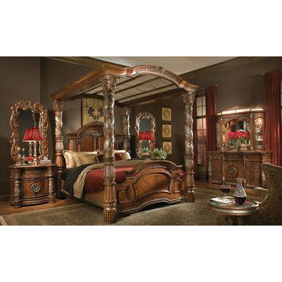 Cortina Standard Configurable Bedroom Set