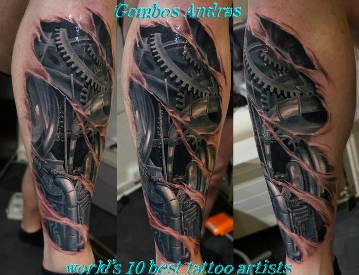 machine arm leg tattoo 39 s pinterest. Black Bedroom Furniture Sets. Home Design Ideas