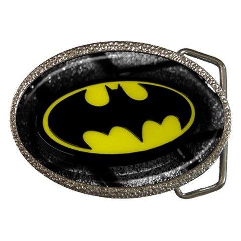 3D Batman Logo Belt Buckle