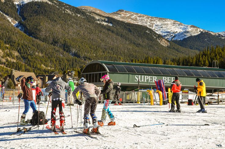 Copper Mountain Caters to Ski Athletes (and their Families!) - Copper Mountain, CO