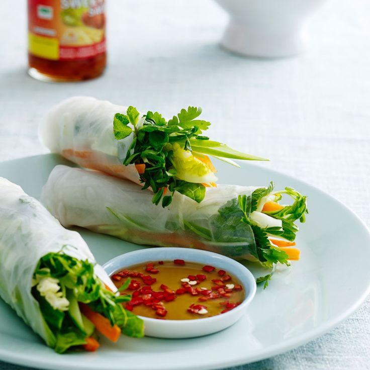 Vietnamesiska vårrullar – enklare än du tror!