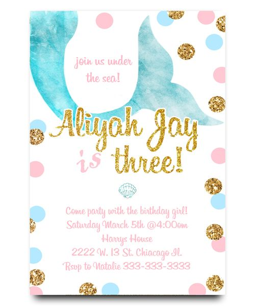139 best Girl Birthday Party Invitations images on Pinterest Girls