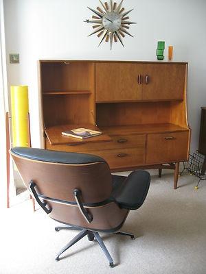 G-PLAN Compact High Sideboard TEAK 1960's Original Vintage Danish Style
