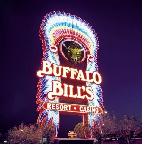 Buffalo Bill's Resort, Primm, Nevada.