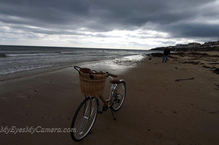 Whitley Bay Beach facing south
