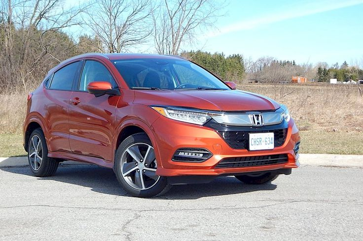SUV Review 2019 Honda HRV Touring