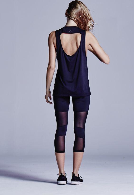 ♡ Women's Workout Clothes | Yoga Tops | Sports Bra | Yoga Pants | Motivation is…