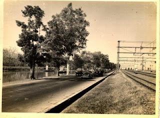 Ancol in 1948, Jakarta