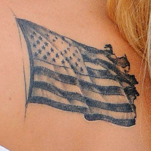 40 Best Small Patriotic Tattoos Images On Pinterest