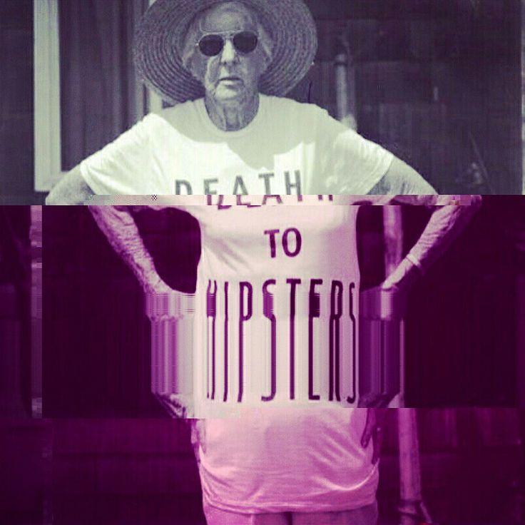 Glitch hipsters