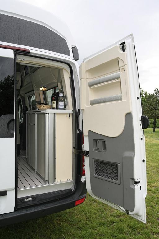 Camper Van For Sale Craigslist Sprinter