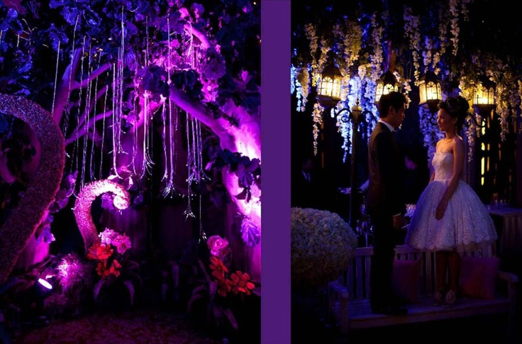 Alice in wonderland wedding!