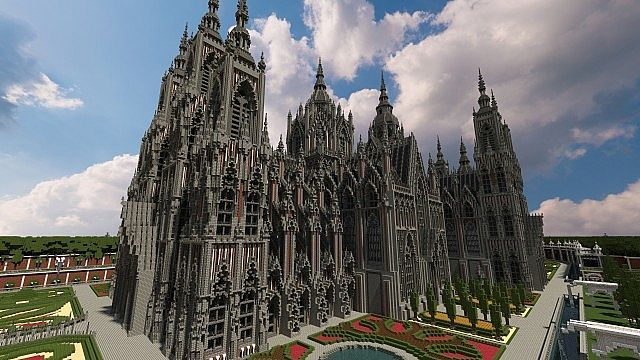 how to build a minecrfat castle