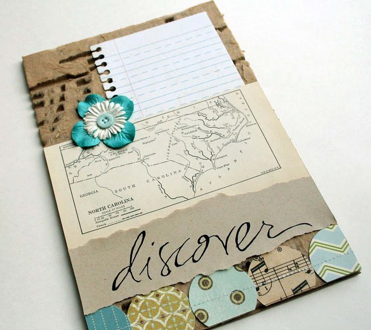 Inspiration Songket Affairs Creatives Tuesday Homemade: Travel Journal---make Ahead Of Trip So It's Ready For