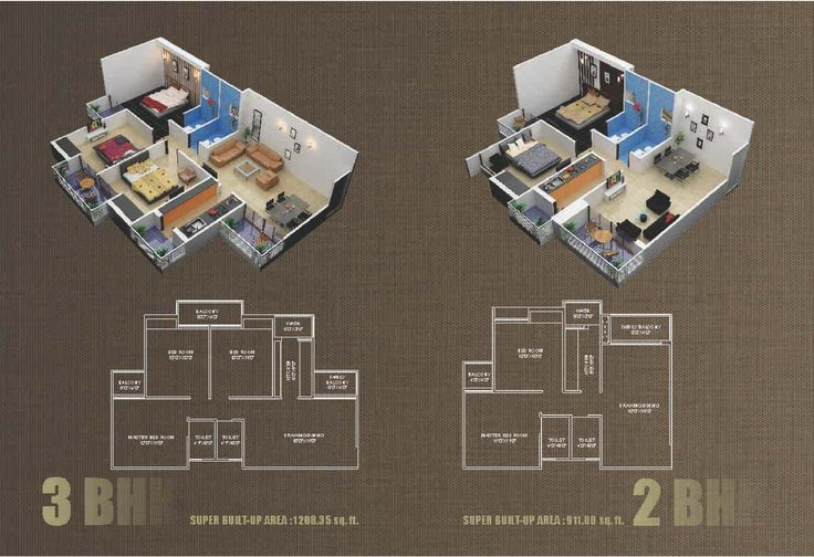 2BHK an 3BHK http://www.nethomes.in/projectprofile.php