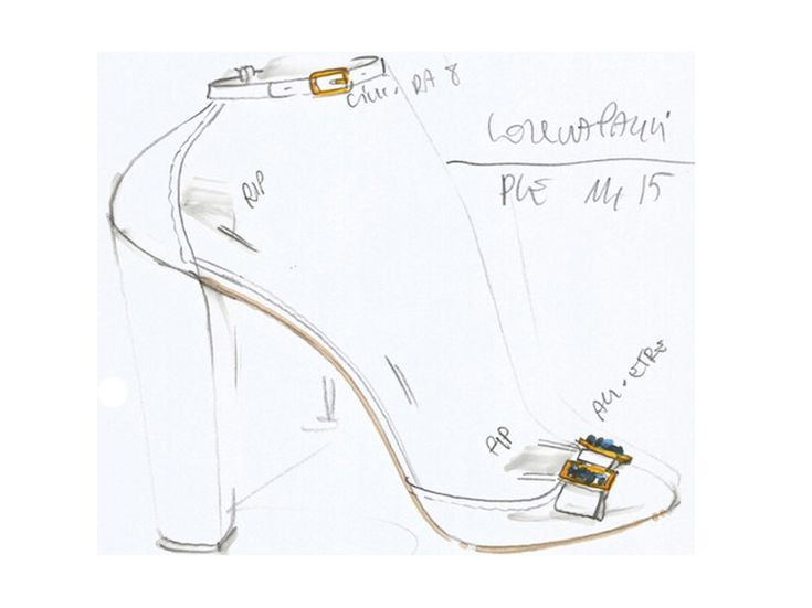 Mod. 5171P concept design. #LorenaPaggi #womanshoes #italianshoes #fashion #style #madeinitaly #AnItalianBrand