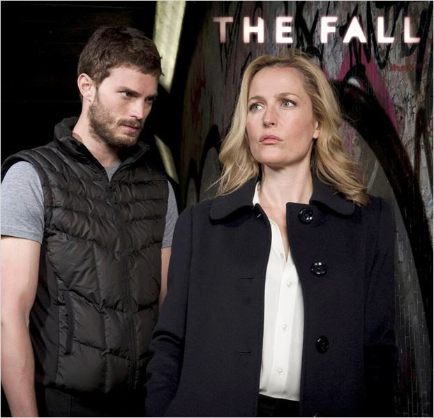 The Fall - Jamie Dornan & Gillian Anderson