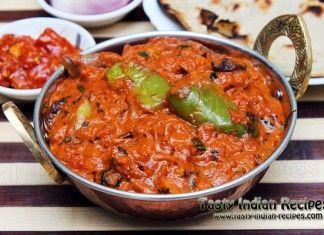 Kadai Mushroom Curry Recipe