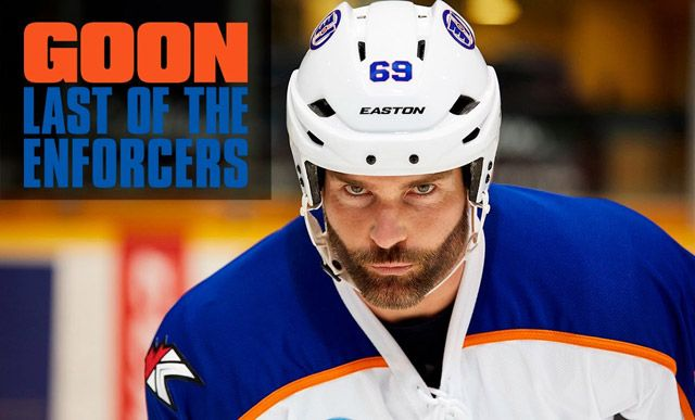 The Puck Drops in the Goon: Last of the Enforcers Trailer http://filmanons.besaba.com/the-puck-drops-in-the-goon-last-of-the-enforcers-trailer/  The puck drops in the Goon: Last of the Enforcers trailer Entertainment One has revealed the Goon: Last of the Enforcers trailer, which you can watch below. Underneath, you'll find the new poster for the film in the gallery as well. The sequel opens in Canada on March 17, 2017. It's a new day for the Halifax […]