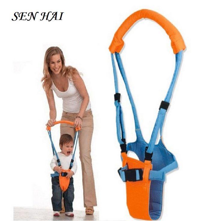 Bébé harnais et laisses bébé qui apprend à marcher Kid marcheurs bambin sécurité adjoint lune marche Keeper