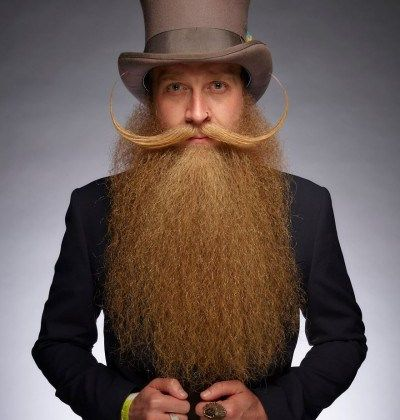 2017 World Beard And Mustache Championship Top 10 Beards | Live Bearded