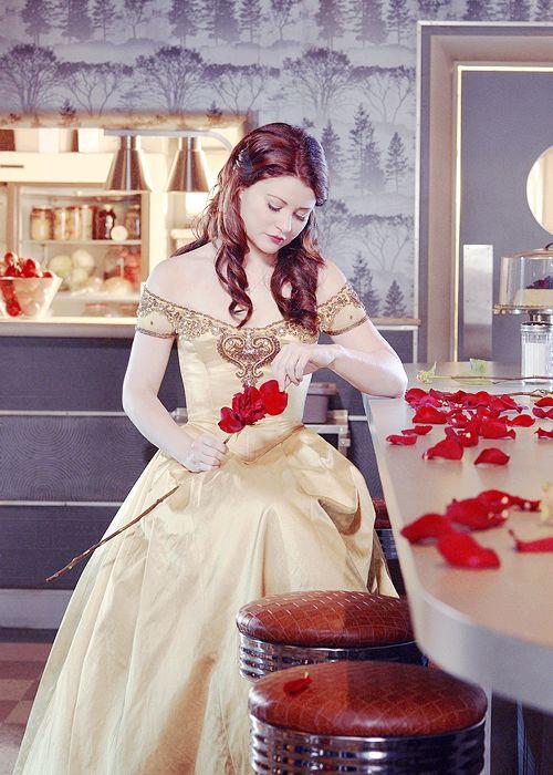 Once Upon a Time Belle | Belle - Once Upon A Time Fan Art (33766337) - Fanpop fanclubs