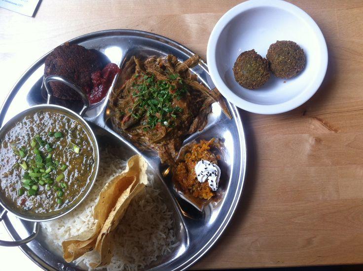 Ahimsa, czyli wegańskie jedzenie też może być smaczne