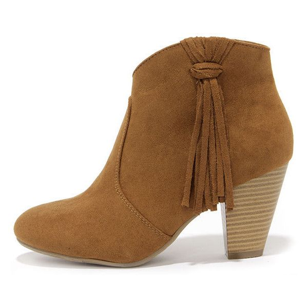 Best 25+ Tan booties ideas on Pinterest | Tan ankle boots, Ankle ...