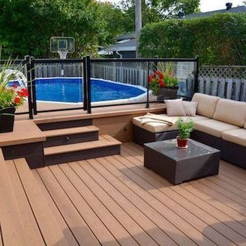 56 the untold story on diy above ground pool ideas on a - Above ground pool ideas on a budget ...