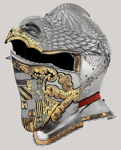 Helm of Emperor Charles V