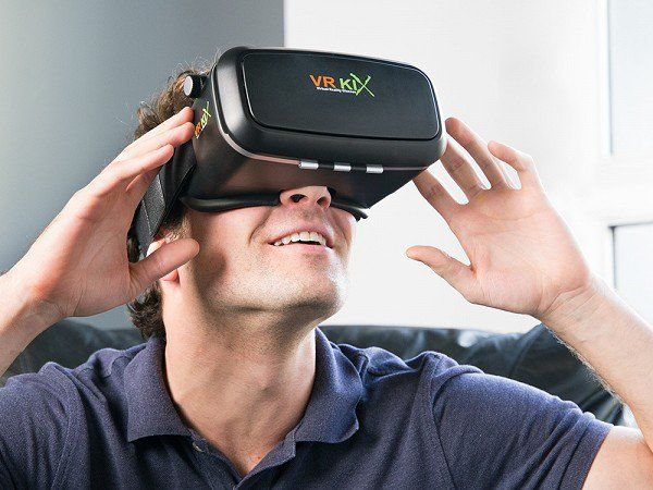 Virtual Reality Goggles for Smartphones by Vr KiX