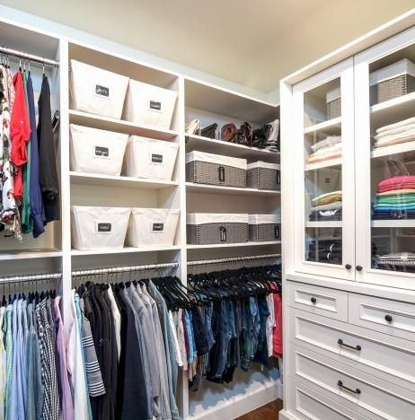 Closet Dreams, Closet Inspiration, Organized Spaces, Design Ideas, Perfect  Closets