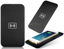 Ofertas -  Q2A Rubber Oil Coating Qi Standard Wireless Charger Pad Envio Internacional -