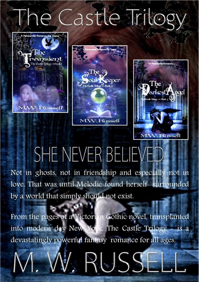 Get your Paperback today of TheCastleTrilogy - http://www.mwrussell-books.com/out-now/  Be in to WIN The Demonic Series Free!