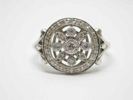 Shiny Pretty Things   Kay's Jewelers - Diamond Ring - MJ14610