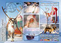 Boutique Perenoel.fi: Video Message et DVD du Père Noël et DVD cartes postales: Finlande, Laponie, Père Noël