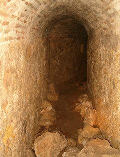 Cuevas de Mariamoco.