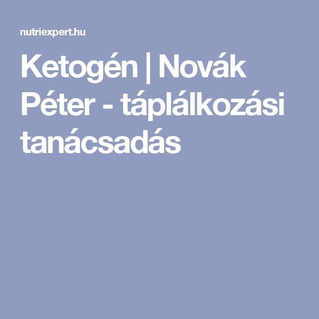 Ketogén | Novák Péter - táplálkozási tanácsadás