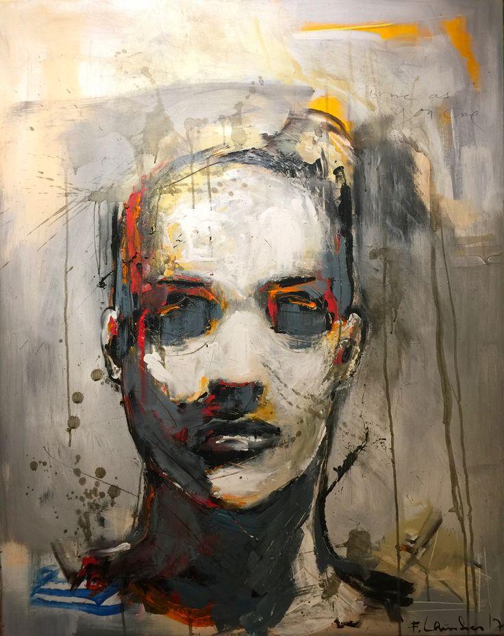 #painting #portrait #figurative frodelauvsnes.com