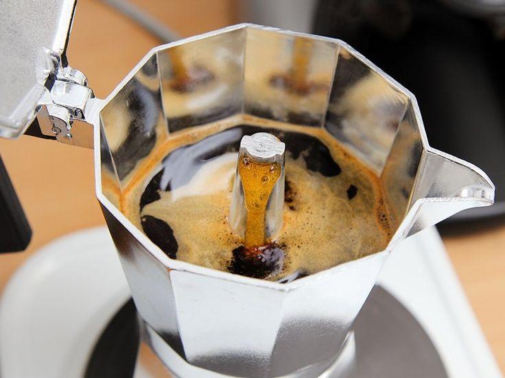 Cafeteira Tipo Italiana Moka Em Alumínio Para 2 Xicaras De Café - Adrishop - Sua Loja de Variedades
