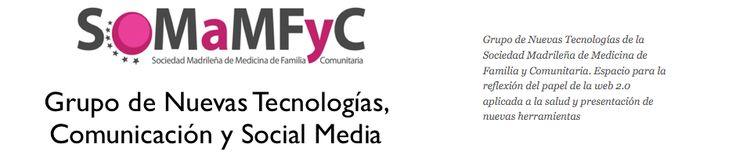 Herramientas Multimedia | Grupo de Nuevas Tecnologías de la SoMaMFyC