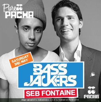 Pure Pacha with Bassjackers