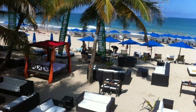 Café La Plage, Restaurants, Puerto Rico - On the Isla Verde Puetro Rico offers a rich variety of eating options, but the Café La Plage has to be one of the mo... - Read More http://www.mydestination.com/puertorico/restaurants/185304/cafe-la-plage