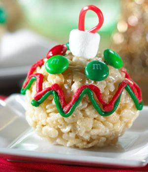 Edible Christmas Ornament